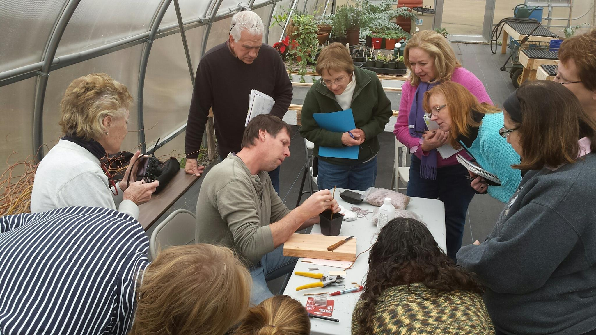 Become an Advanced Master Gardener UConn Extension Master